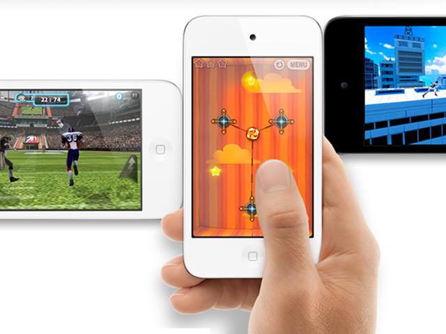 iPod Touch 2012 : écran 4 pouces, puce A5, dos en aluminium ?