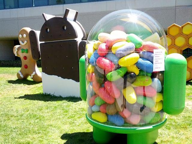 Télécharger Jelly Bean sur le Samsung Galaxy S3 / S3 et sur le HTC One X