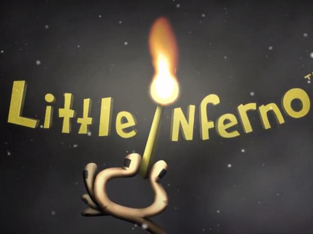 Little Inferno, le nouveau jeu des créateurs de World of Goo