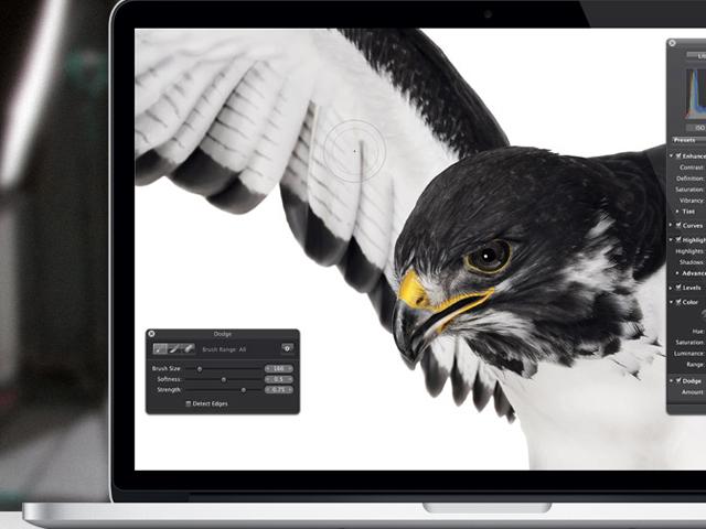 Faites coucou au MacBook Pro Retina 13 pouces !