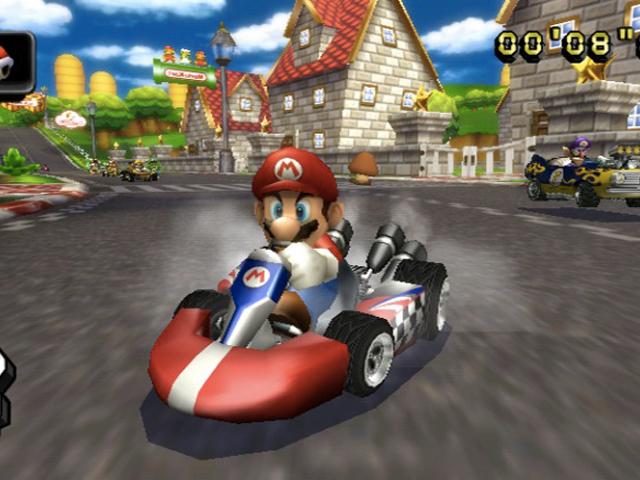 Mario Kart sur Facebook : c'est une arnaque !