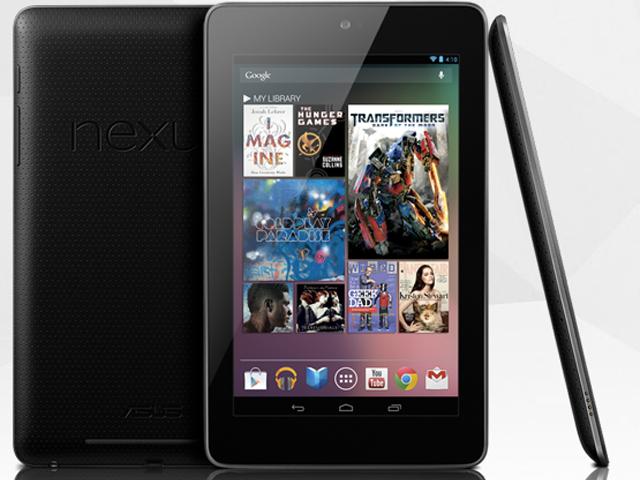Google Nexus 10 : 16 Go de stockage, sous la barre des 300 $ ?