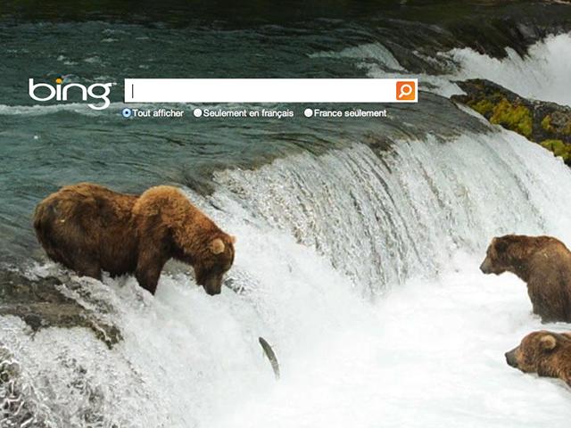 Bing France passe la seconde