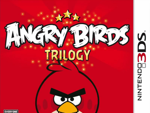 Angry Birds Trilogy : 29,99 $ sur 3DS, 39,99 $ sur PS3 / Xbox 360