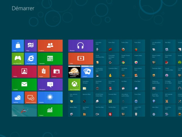 Windows 8 : 39,99 $ pour la mise à jour !