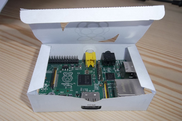 9 boitiers insolites pour le Raspberry Pi