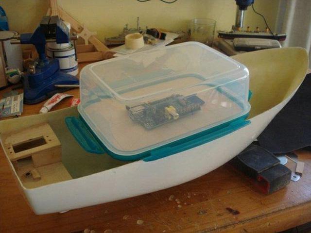 La Raspberry Pi va bientôt traverser l'océan... en bateau