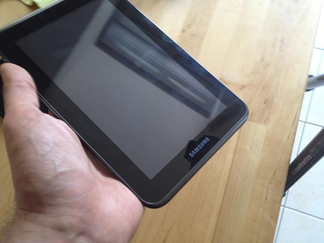 Test : Samsung Galaxy Tab 2 7.0