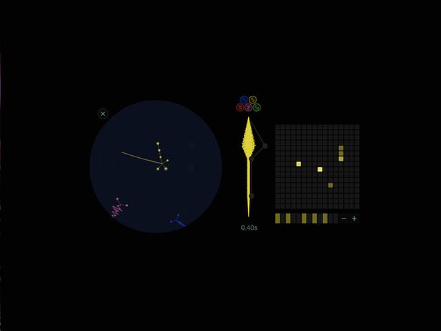 Créer de la musique avec des organismes biologiques dans son navigateur web