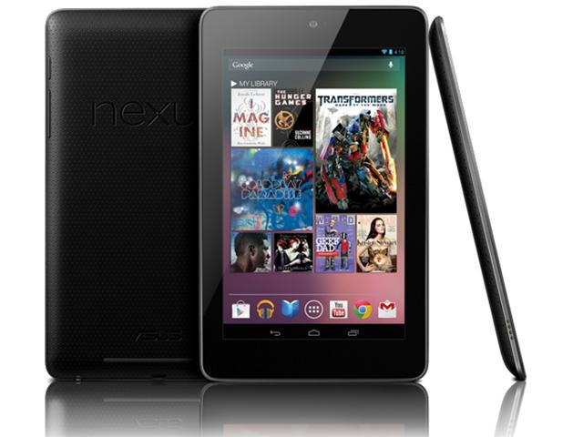La Nexus 7 prête pour la Smart Cover