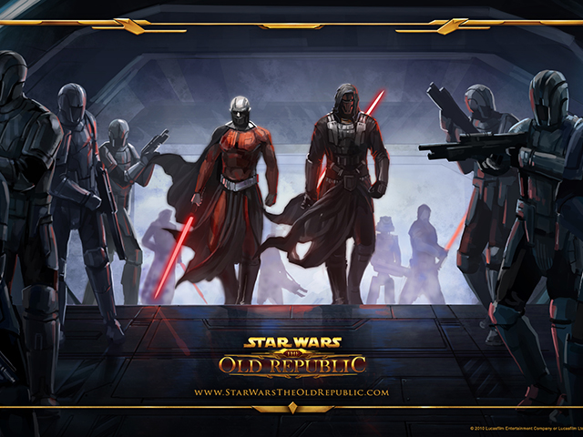 Star Wars The Old Republic : gratuit jusqu'au niveau 15 !