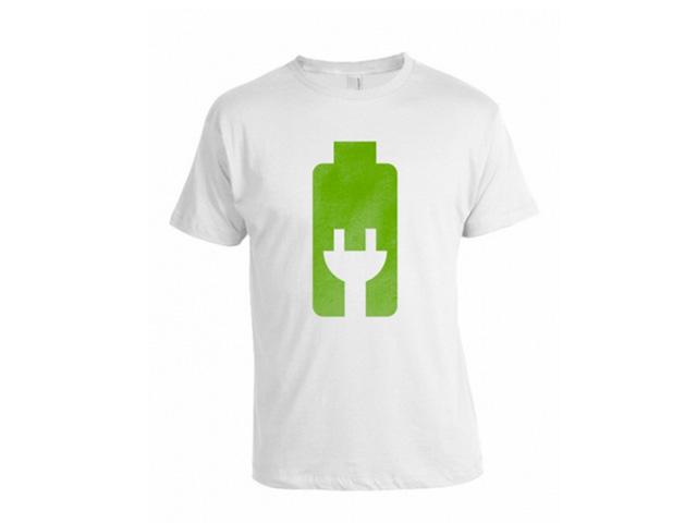 On pourra bientôt recharger nos mobiles avec nos t-shirts