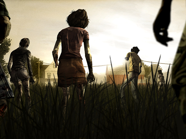 The Walking Dead The Game : disponible sur iPhone et iPad !