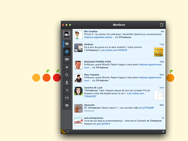 Tweetbot est disponible sur Mac OS X en version alpha !