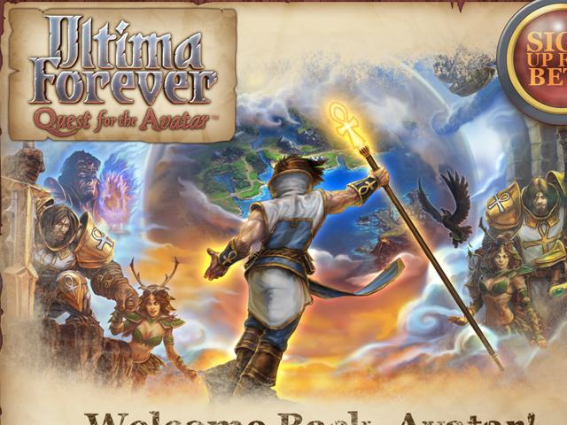 "Ultima Forever, Ultima bientôt de retour en ""Free to Play"""
