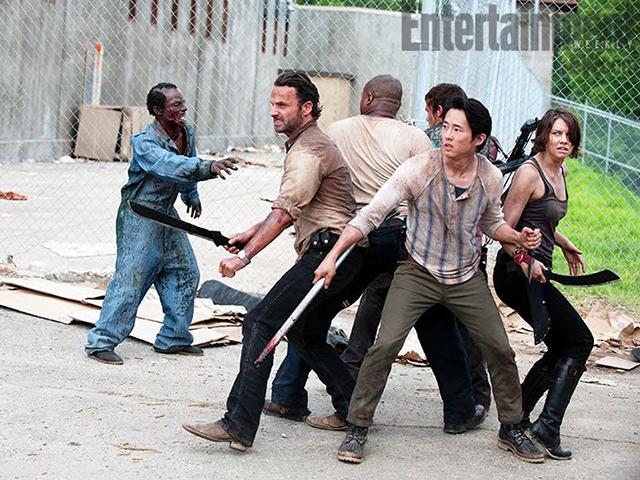 The Walking Dead saison 3 : la première bande annonce