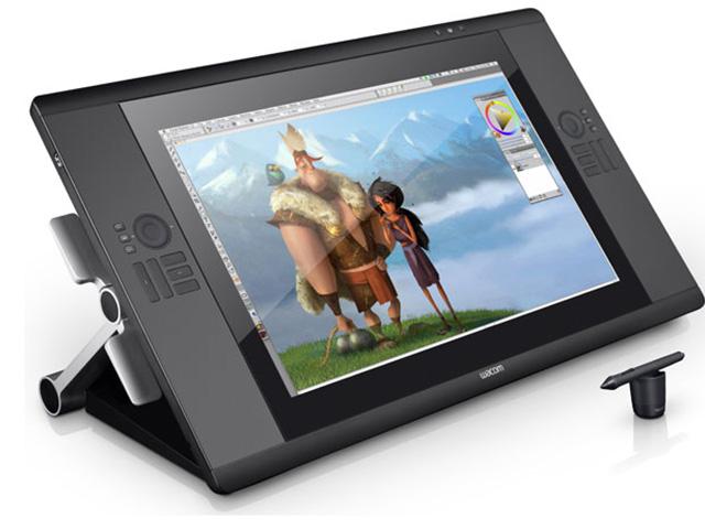 Wacom : Cintiq 22HD et Cintiq 24HD Touch, deux nouvelles tablettes graphiques haut de gamme
