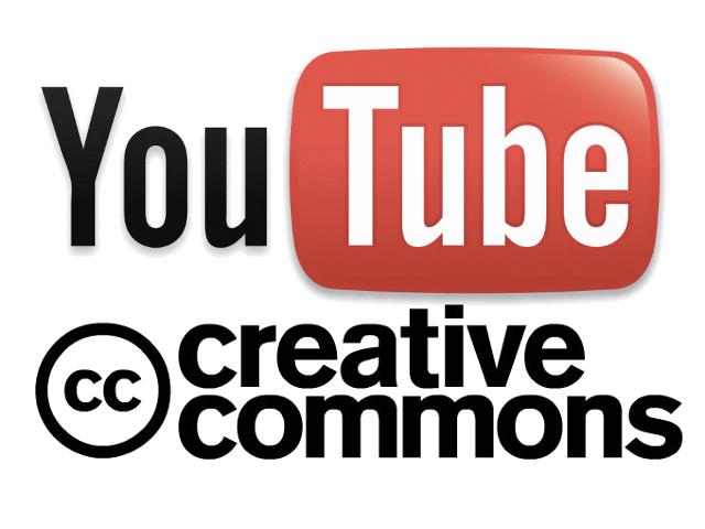 Les licences Creative Commons débarquent sur YouTube