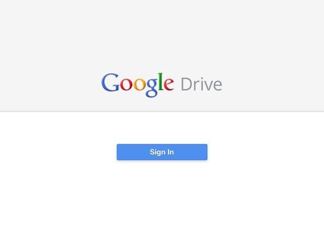 Google Docs / Google Drive : bientôt une bibliothèque de photos gratuites