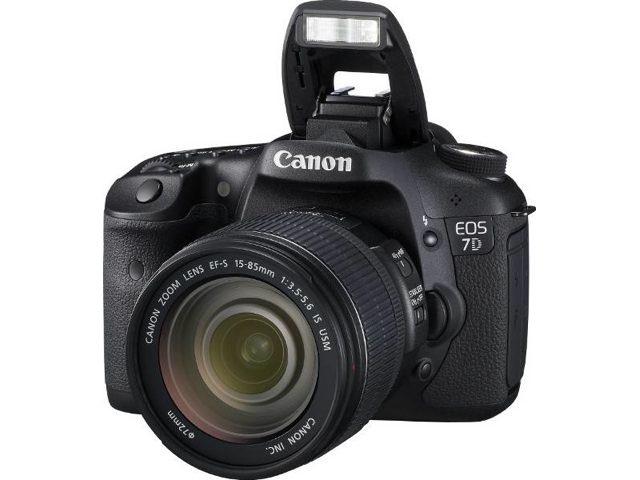 Canon EOS 7D Mark II : les spécifications révélées ?