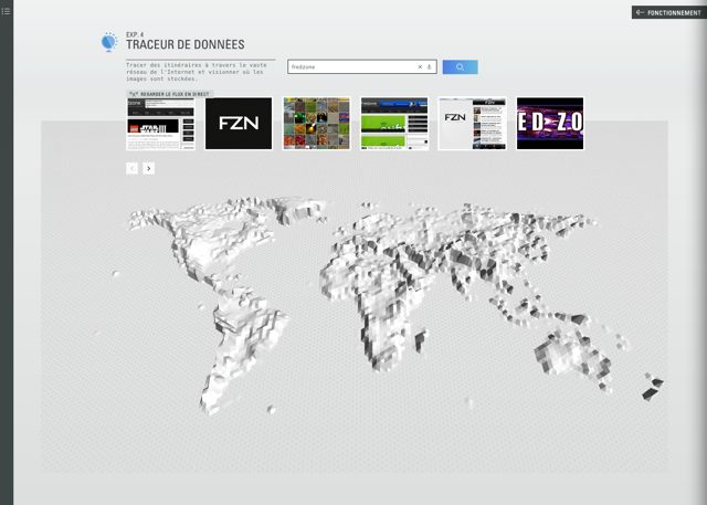 Chrome Web Lab, 5 expériences uniques à partager avec le monde entier