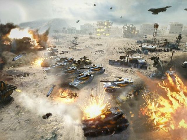 Command & Conquer : un nouvel opus totalement gratuit en 2013