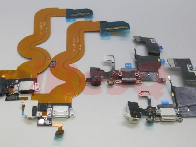 Des photos des connecteurs de l'iPhone 5 et de l'iPad Mini