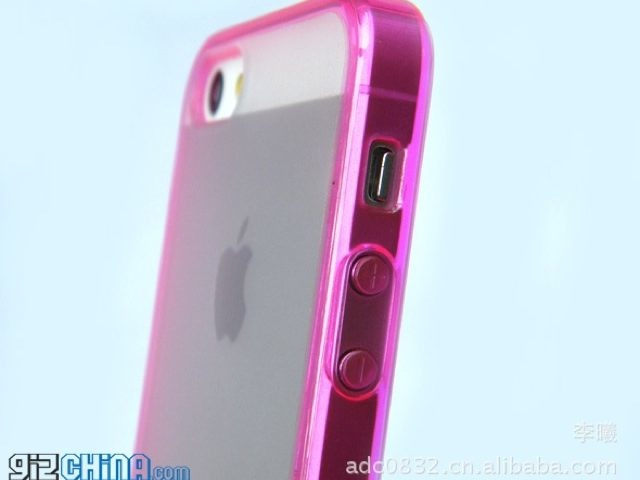 iPhone 5 : une coque confirme le design du nouvel iPhone