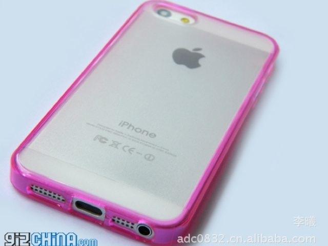 iPhone 5 : une coque confirme le design du nouvel iPhone