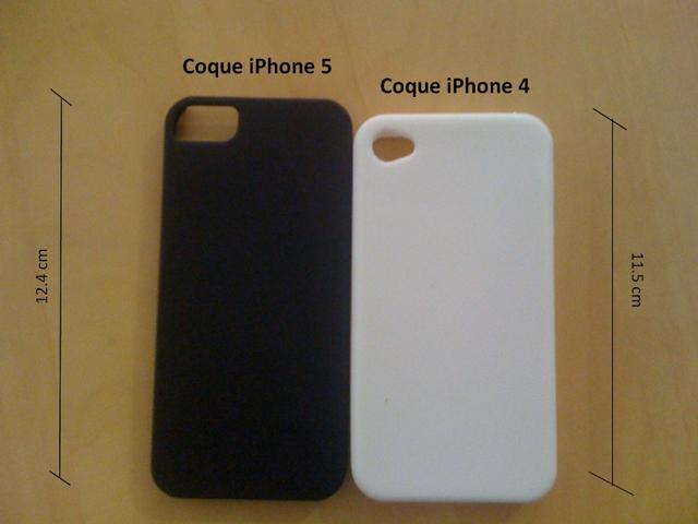 iPhone 5 : une nouvelle coque pour le nouvel iPhone