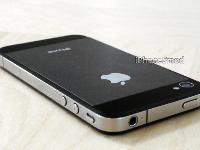 Transformer son iPhone 4/4S en iPhone 5, c'est possible et ça coûte 30$