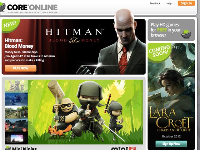 Core Online : les jeux de Square Enix dans ton navigateur