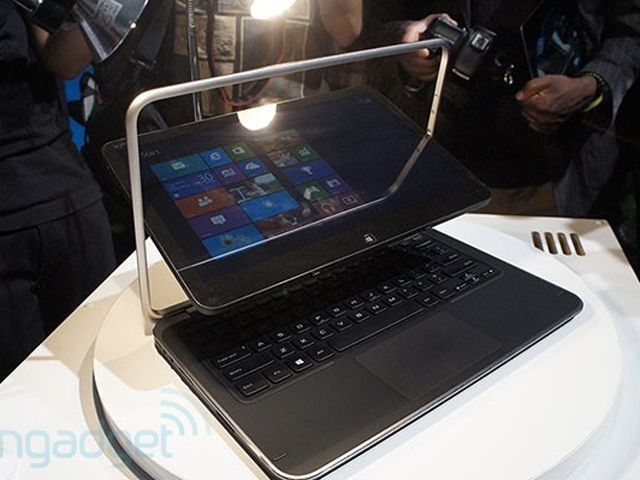 Dell : XPS 10, XPS 12 et XPS One 27, trois machines sous Windows 8