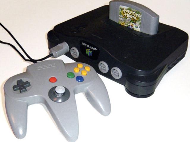 Un émulateur Nintendo 64 dans votre navigateur