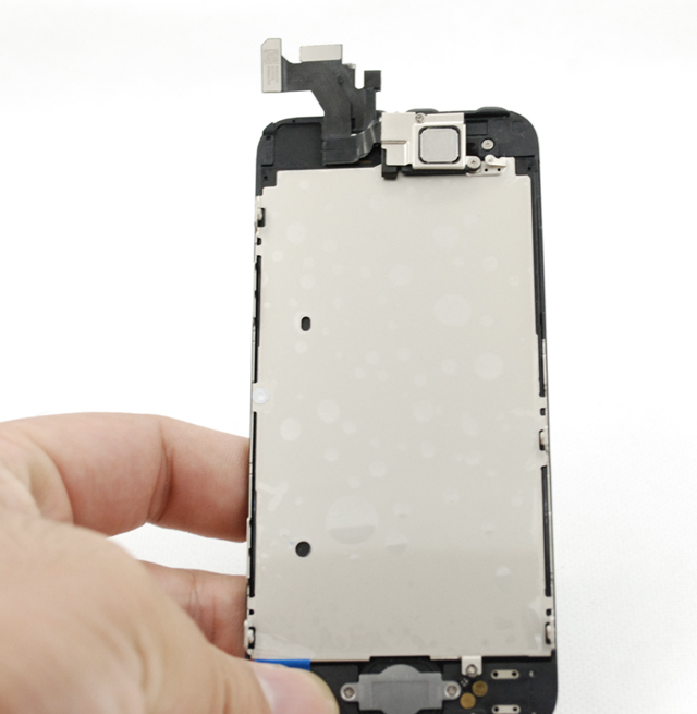 iPhone 5 : de nouvelles photos de la face avant du nouvel iPhone