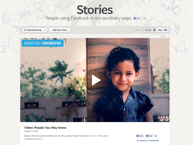 Facebook Stories ou l'absence totale d'innovation