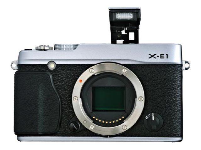 Fujifilm X-E1 : des photos supplémentaires pour le prochain APN hybride de Fujifilm
