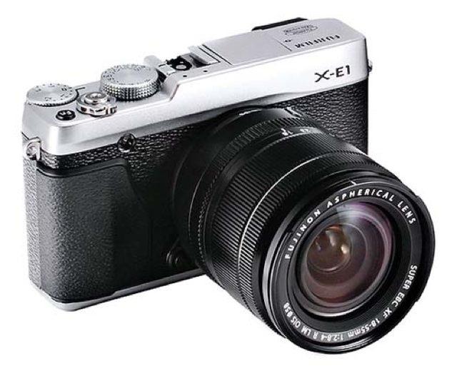Fujifilm X-E1 : un nouvel hybride pour bientôt chez Fujifilm