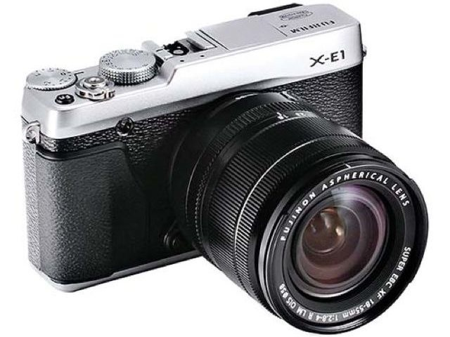 Fujifilm X-E1 : les spécifications techniques