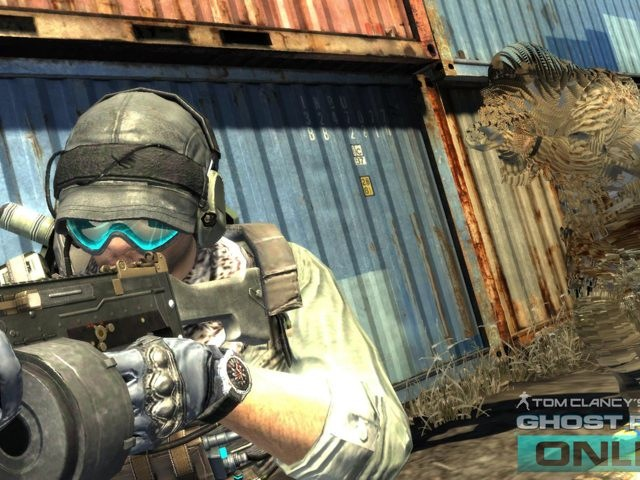 Ghost Recon Online disponible en open bêta