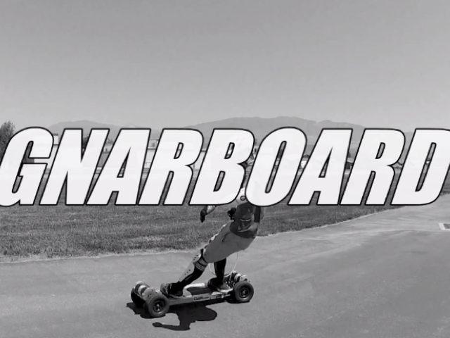 Vidéo : une course entre un Gnardboard et une Corvette