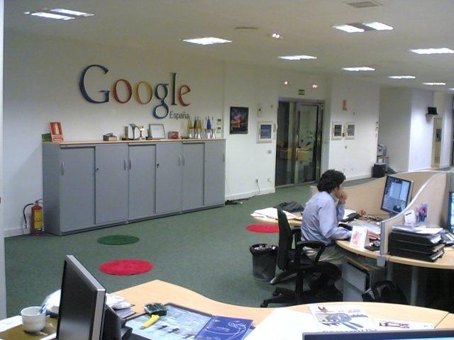 Google soutient les familles de ses employés décédés