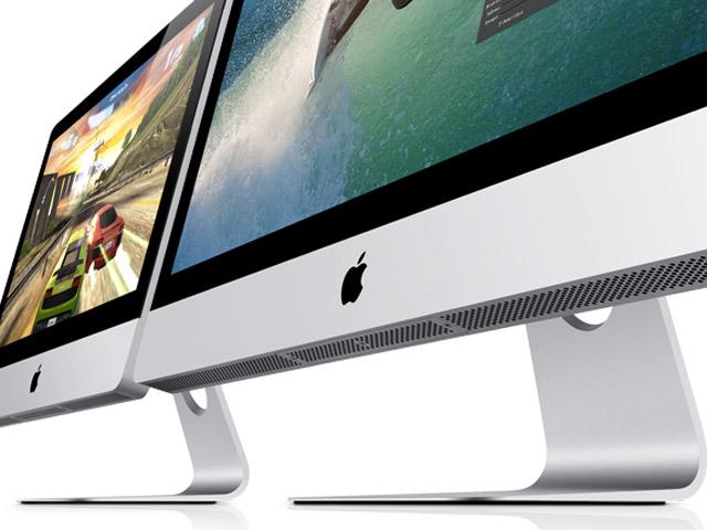 Un nouvel iMac pour la rentrée ?