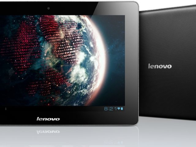 Lenovo : trois nouvelles tablettes Android