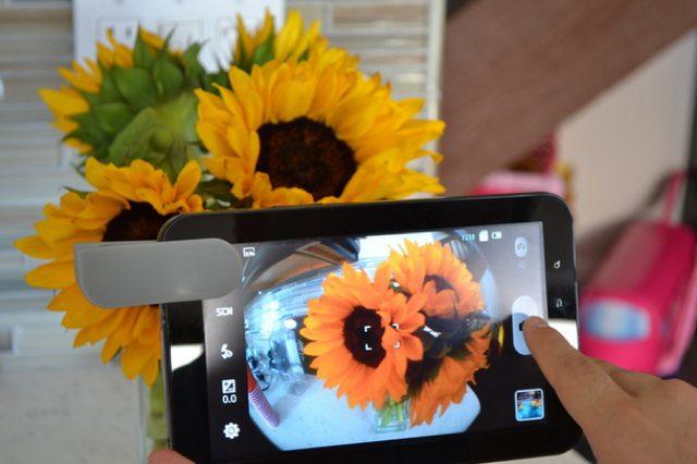 Mobi-Lens, l'objectif interchangeable facile pour votre smartphone