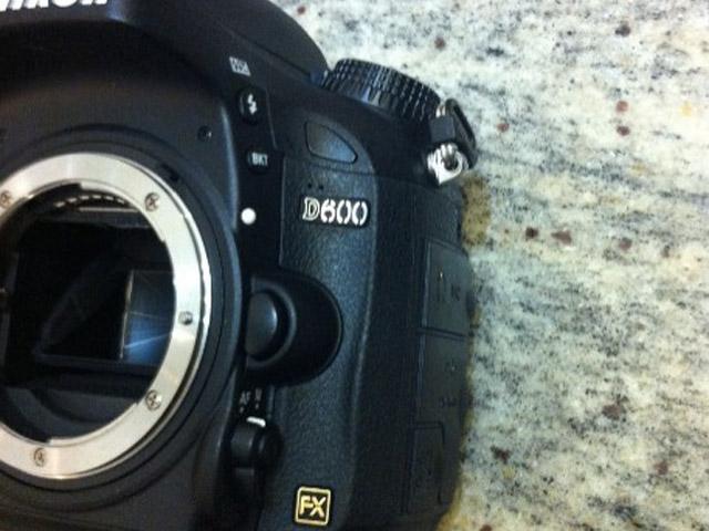 Un Nikon D600 pour la rentrée !