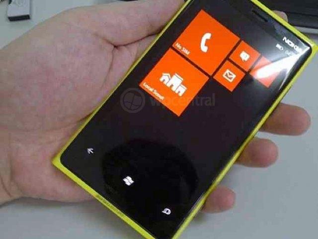 Nokia : un prototype sous Windows Phone 8 ?