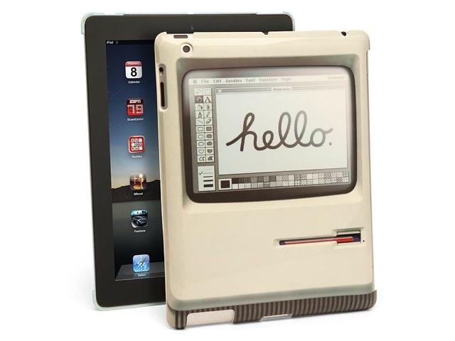 Padintosh : replongez votre iPad dans les années 80 !
