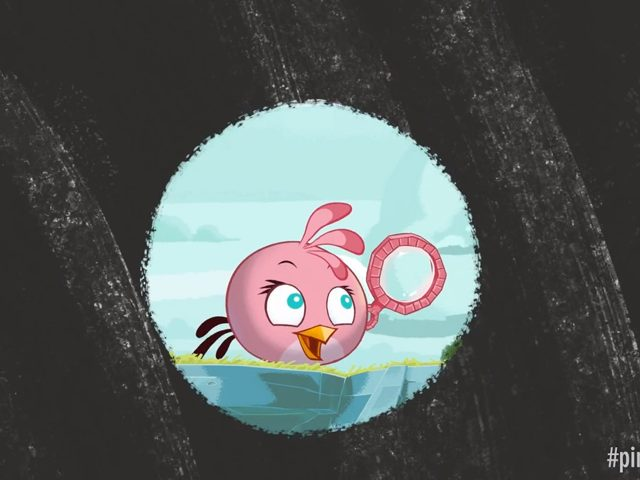 Pink Bird, le nouvel oiseau de Angry Birds Seasons