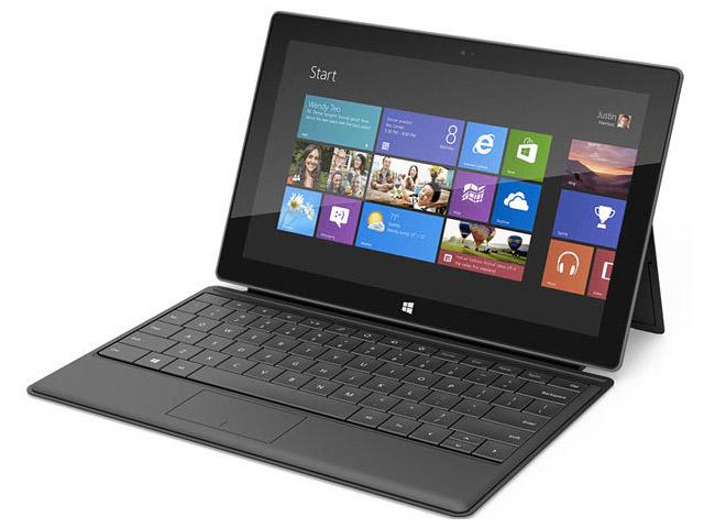 Les tablettes sous Windows 8 RT pourraient démarrer à partir de 300 $